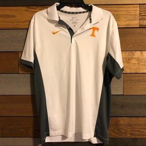 Nike DriFit Tennessee Volunteers Polo Medium
